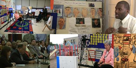 Teach Film Collage